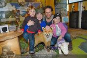 Milka Lila liebt Grün - Tirolergarten - Fr 09.05.2014 - Familie Caroline VASICEK, Boris PFEIFER, Tochter Marvie,Sohn Ben30