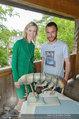 Milka Lila liebt Grün - Tirolergarten - Fr 09.05.2014 - Heidi HAUER, Steffen HOFMANN49