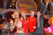 Dancing Stars - ORF Zentrum - Fr 09.05.2014 - Kathrin MENZINGER, Hubert NEUPER, Roxanne RAPP, Vadim GARBUZOV1