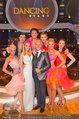 Dancing Stars - ORF Zentrum - Fr 09.05.2014 - Gruppenfoto, Mirjam WEICHSELBRAUN, Klaus EBERHARTINGER2