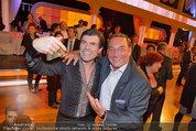 Dancing Stars - ORF Zentrum - Fr 09.05.2014 - Hubert NEUPER, Heinz STIASTNY24