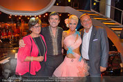 Dancing Stars - ORF Zentrum - Fr 09.05.2014 - Hubert NEUPER m. Mutter Bruni, Heinz STIASTNY, Kathrin MENZINGER26