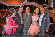 Dancing Stars - ORF Zentrum - Fr 09.05.2014 - Hubert NEUPER m. Mutter Bruni, Heinz STIASTNY, Kathrin MENZINGER27