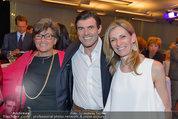 Dancing Stars - ORF Zentrum - Fr 09.05.2014 - Hubert NEUPER mit Frau Claudia, Mutter Brunhilde41