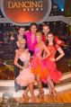 Dancing Stars - ORF Zentrum - Fr 09.05.2014 - Gruppenfoto die letzten 3 Paare f�rs Finale7