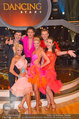 Dancing Stars - ORF Zentrum - Fr 09.05.2014 - Gruppenfoto die letzten 3 Paare f�rs Finale8