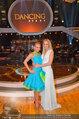 Dancing Stars - ORF Zentrum - Fr 09.05.2014 - Melanie BINDER mit Schwester Mirjam WEICHSELBRAUN9