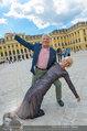 Foto Flashmob - Schloss Schönbrunn - Sa 10.05.2014 - Hans-Georg und Karin HEINKE10