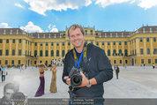 Foto Flashmob - Schloss Schönbrunn - Sa 10.05.2014 - Manfred BAUMANN11