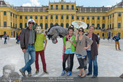 Foto Flashmob - Schloss Schönbrunn - Sa 10.05.2014 - 19