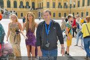 Foto Flashmob - Schloss Schönbrunn - Sa 10.05.2014 - Manfred BAUMANN, Yvonne RUEFF20