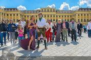 Foto Flashmob - Schloss Schönbrunn - Sa 10.05.2014 - 26