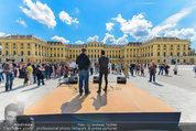 Foto Flashmob - Schloss Schönbrunn - Sa 10.05.2014 - 27