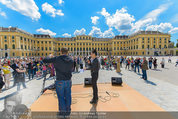 Foto Flashmob - Schloss Schönbrunn - Sa 10.05.2014 - 6