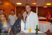 Promi Modenschau - Kulturhaus Hirtenberg - Sa 10.05.2014 - Andreas DANIEL mit Gabi11