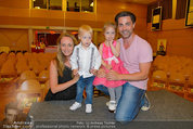 Promi Modenschau - Kulturhaus Hirtenberg - Sa 10.05.2014 - Familie Andreas SEIDL, Sina SCHMID, Kinder Maxi und Levi14
