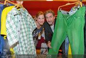 Promi Modenschau - Kulturhaus Hirtenberg - Sa 10.05.2014 - Kristina SPRENGER, Hubert WOLF4