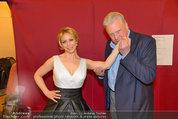 Promi Modenschau - Kulturhaus Hirtenberg - Sa 10.05.2014 - Daniela FALLY, Edi FINGER42