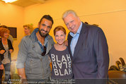 Promi Modenschau - Kulturhaus Hirtenberg - Sa 10.05.2014 - Fadi MERZA, Kristina SPRENGER, Edi FINGER9