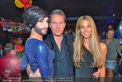 Conchita Wurst Collection - Vienna, Austria - So 11.05.2014 - Alfons HAIDER, Conchita WURST, Yvonne RUEFF111