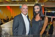 Conchita Wurst Collection - Vienna, Austria - So 11.05.2014 - Edgar B�HM, Conchita WURST21