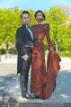 Conchita Wurst Collection - Vienna, Austria - So 11.05.2014 - Conchita WURST mit Ehemann Jacques PATRIAQUE41