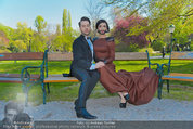 Conchita Wurst Collection - Vienna, Austria - So 11.05.2014 - Conchita WURST mit Ehemann Jacques PATRIAQUE44