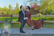 Conchita Wurst Collection - Vienna, Austria - So 11.05.2014 - Conchita WURST mit Ehemann Jacques PATRIAQUE45