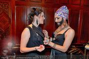 Conchita Wurst Collection - Vienna, Austria - So 11.05.2014 - Carmen KREUZER, Conchita WURST78