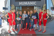 Red Shoes Day - Humanic Wien - Di 20.05.2014 - Jury mit Models36