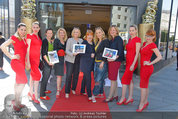 Red Shoes Day - Humanic Wien - Di 20.05.2014 - Jury mit Models38