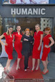 Red Shoes Day - Humanic Wien - Di 20.05.2014 - Chris LOHNER mit Models42