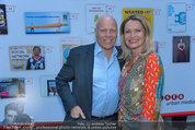 Gewista Plakatparty - Rathaus - Di 20.05.2014 - Ralph und Raffaela VALLON11