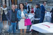 Gewista Plakatparty - Rathaus - Di 20.05.2014 - 12