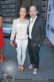 Gewista Plakatparty - Rathaus - Di 20.05.2014 - Andreas BITESNICH mit Freundin Amelina17