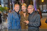 Gewista Plakatparty - Rathaus - Di 20.05.2014 - Ossi SCHELLMANN, Andrea BUDAY, Gerhard HARTINGER33