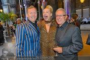 Gewista Plakatparty - Rathaus - Di 20.05.2014 - Ossi SCHELLMANN, Andrea BUDAY, Gerhard HARTINGER5