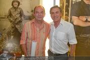 Fußball Bildband - Urania - Mi 21.05.2014 - Herbert PROHASKA, Walter SCHACHNER22