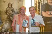 Fußball Bildband - Urania - Mi 21.05.2014 - Herbert PROHASKA, Walter SCHACHNER23