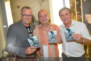 Fußball Bildband - Urania - Mi 21.05.2014 - Herbert PROHASKA, Franz WOHLFAHRT, Walter SCHACHNER24