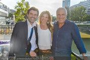 Fußball Bildband - Urania - Mi 21.05.2014 - Hubert NEUPER mit Frau Claudia, Hans KRANKL8