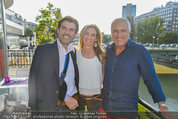 Fußball Bildband - Urania - Mi 21.05.2014 - Hubert NEUPER mit Frau Claudia, Hans KRANKL9