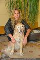 Hundeflüsterer Cesar Millan - Grand Hotel Wien - Do 22.05.2014 - Yvonne RUEFF mit Hund Nikita2