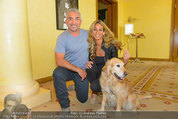 Hundeflüsterer Cesar Millan - Grand Hotel Wien - Do 22.05.2014 - Cesar MILANO, Yvonne RUEFF21