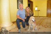 Hundeflüsterer Cesar Millan - Grand Hotel Wien - Do 22.05.2014 - Cesar MILANO, Yvonne RUEFF22