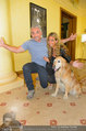 Hundeflüsterer Cesar Millan - Grand Hotel Wien - Do 22.05.2014 - Cesar MILANO, Yvonne RUEFF24