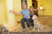 Hundeflüsterer Cesar Millan - Grand Hotel Wien - Do 22.05.2014 - Cesar MILANO, Yvonne RUEFF26
