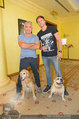 Hundeflüsterer Cesar Millan - Grand Hotel Wien - Do 22.05.2014 - Cesar MILANO, Georg FECHTER34