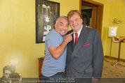 Hundeflüsterer Cesar Millan - Grand Hotel Wien - Do 22.05.2014 - Cesar MILANO, Michael AUFHAUSER37
