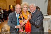 Trophee Gourmet - Hofburg - Do 22.05.2014 - Hans STAUD, Birgit SARATA, Werner MATT1